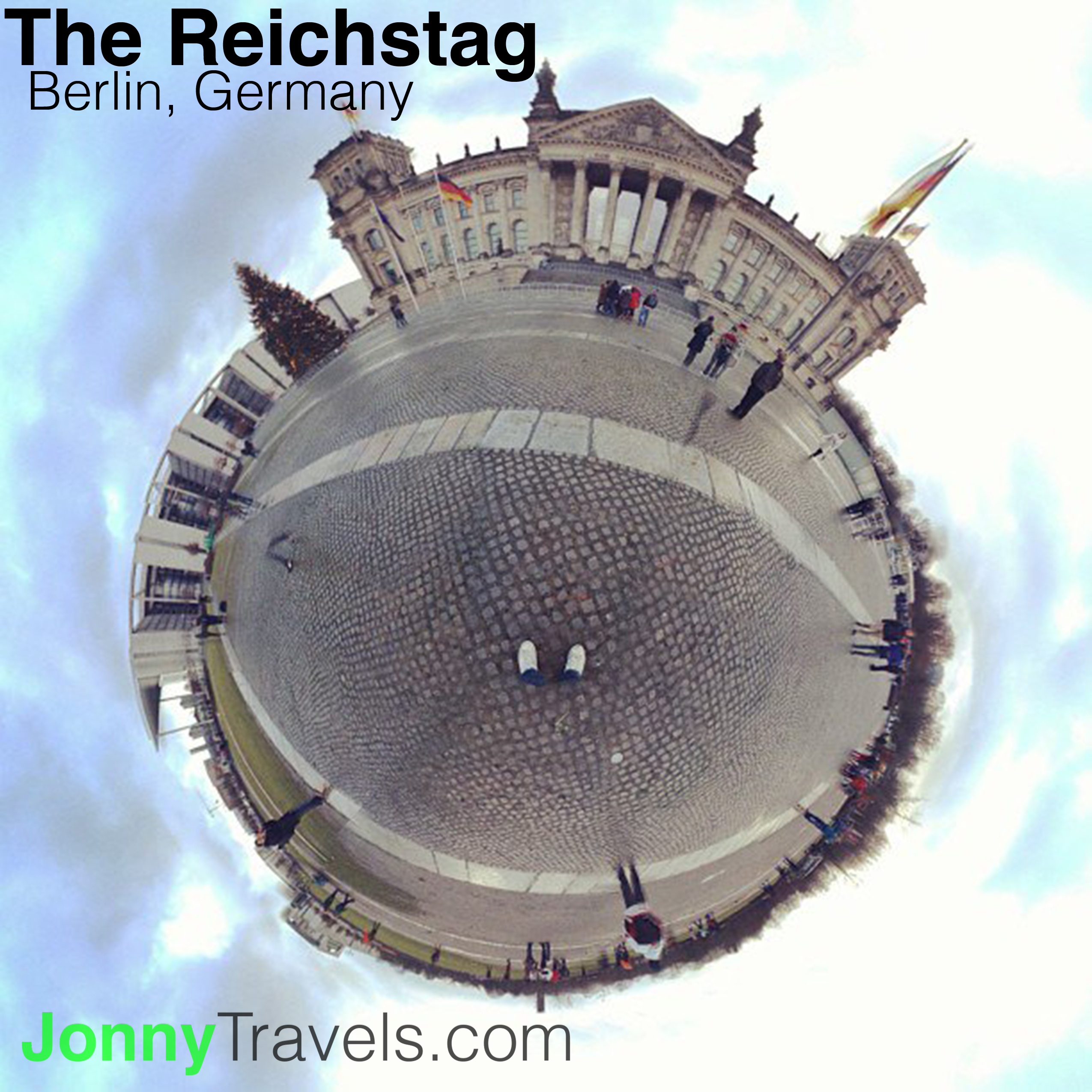 Inside the Reichstag – The German Capital Building