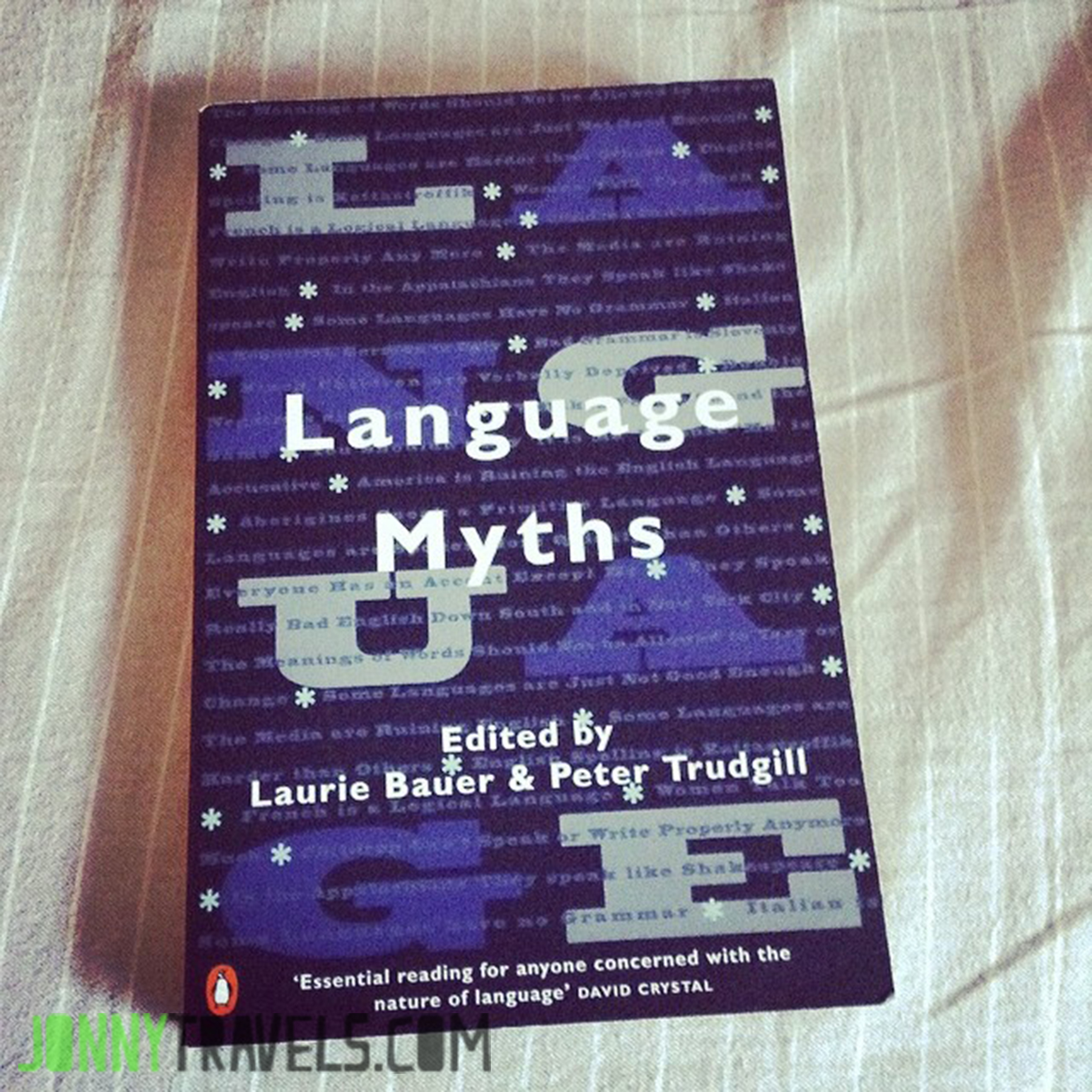 Language Myths – Book Review