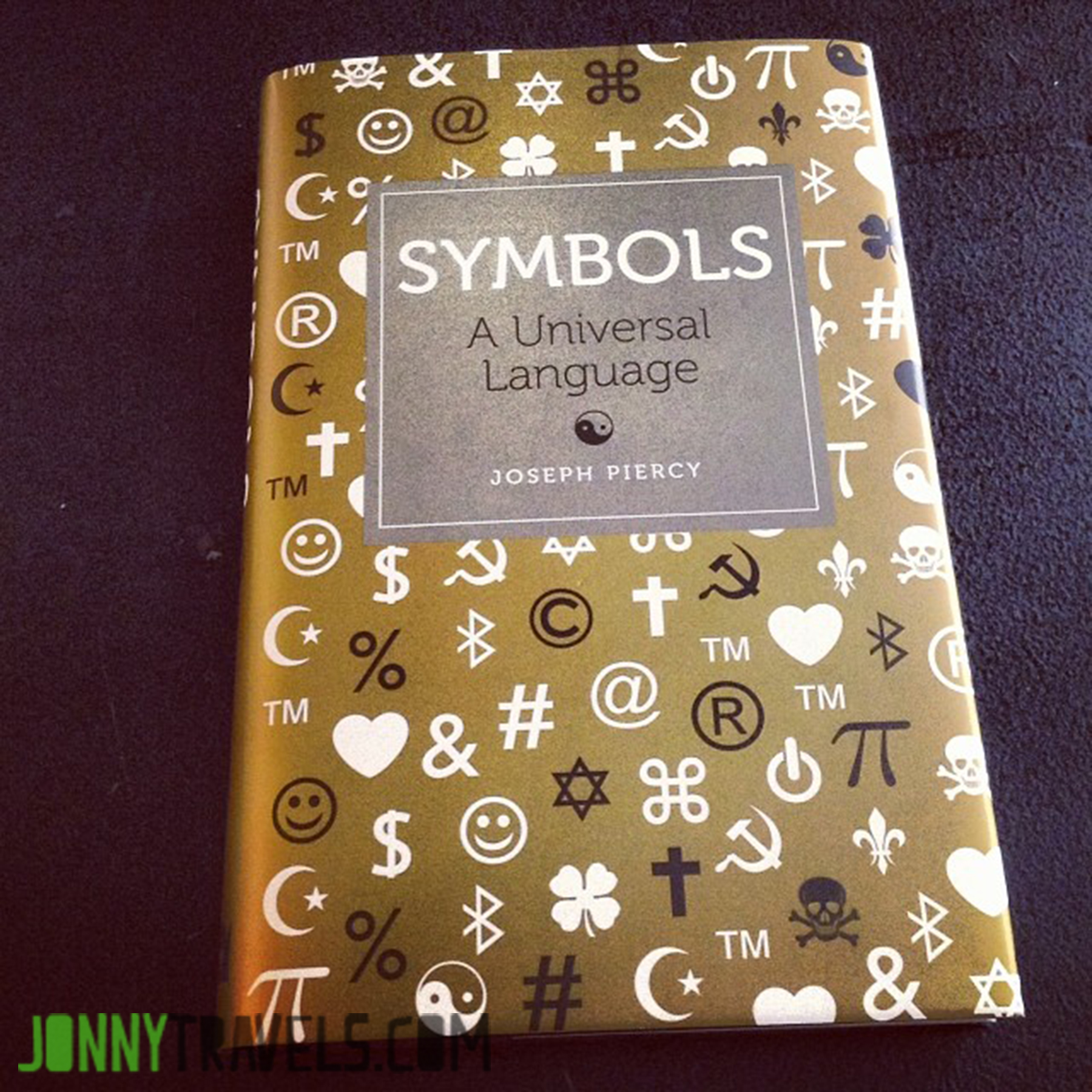 Symbols A Universal Language Book Review Jonny Travels